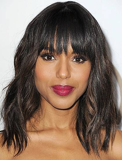 black hair bangs styles 17 best images about hair styles on shoulder 5847
