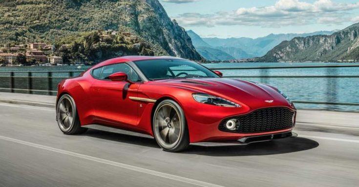 Aston Martin Vanquish Zagato Starting Price: $653,000