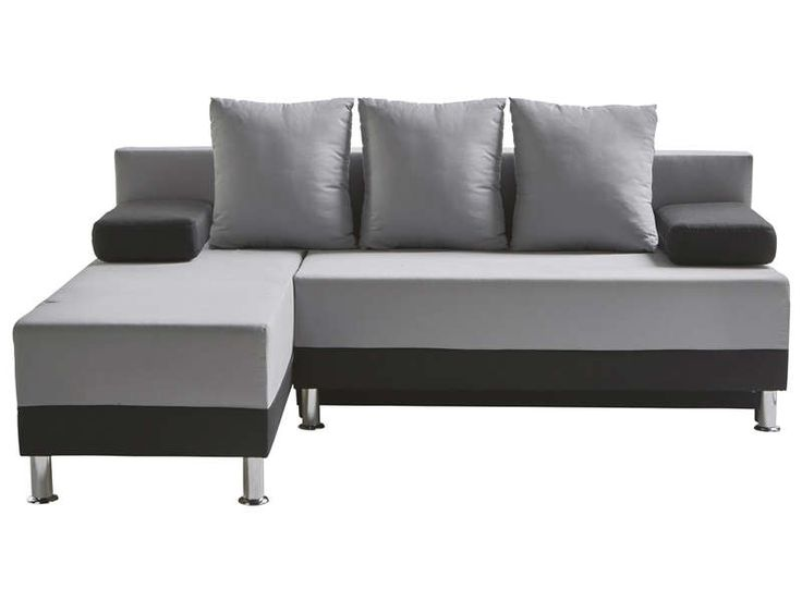 gallery of canap duangle convertible places en tissu ...
