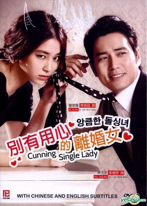 Cunning Single Lady (DVD) (English Subtitled) (Singapore Version) [Lee Min Jung, Joo Sang Wook]