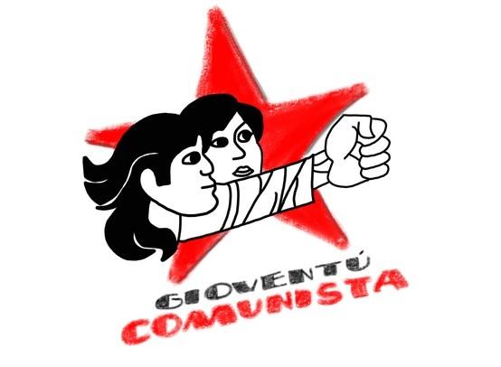 Logo (rielaborato) Gioventù Comunista Ticinese