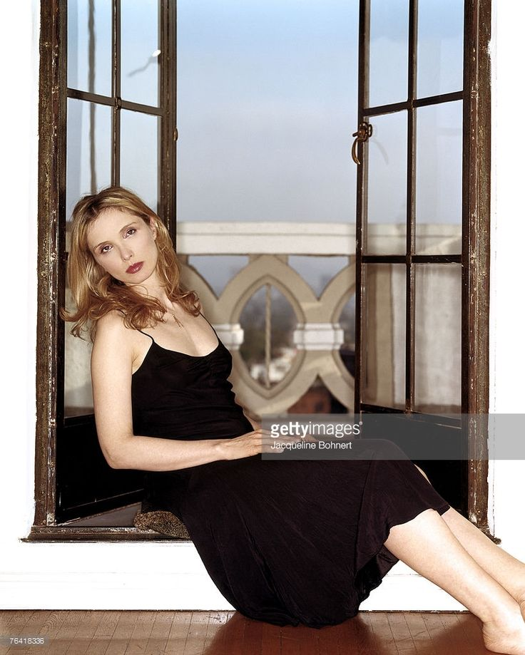 News Photo : Julie Delpy; Julie Delpy by Jacqueline Bohnert;...