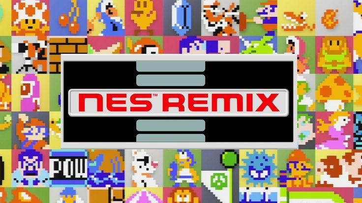 Ultimate NES Remix Release Date: December 5, 2014 Platform: Wii U, 3DS