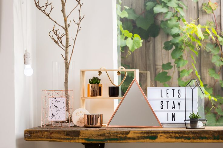 Decor from #typohome