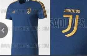 juventus,maglia nuova blu svelata sul web sul web è spuntata una nuova maglia della juventus. questa volta blu. alcuni ipotizzato che la maglia nuova della squadra bianconera sia quella per l'allenamento. insomma, dopo la gaffe di cuadrado c #maglia #juventus #cuadrado #web #calcio
