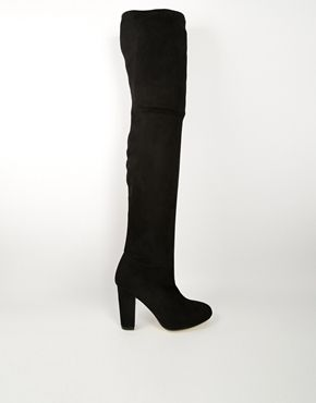I'm big on over-the-knee boots this AW, I think a heeled version is the perfect addition to my shoedrobe. http://asos.do/E5D8GV