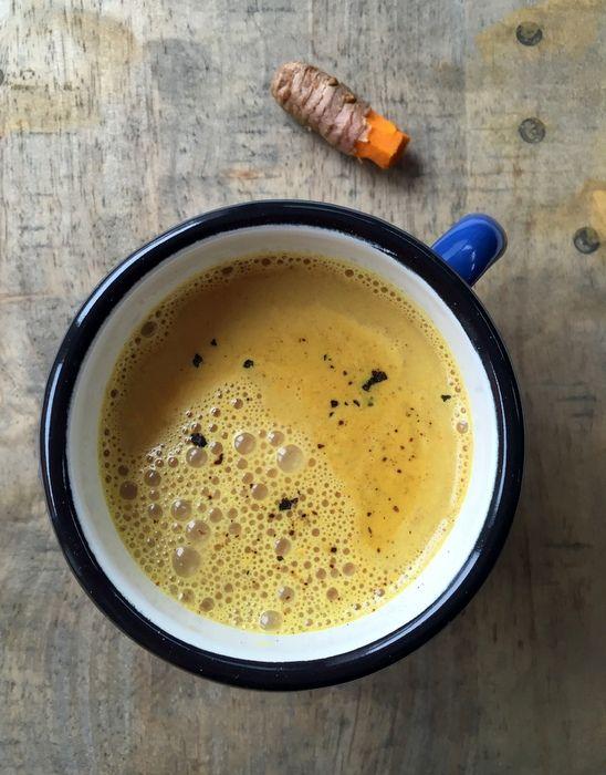 Golden mik golden latte lait or