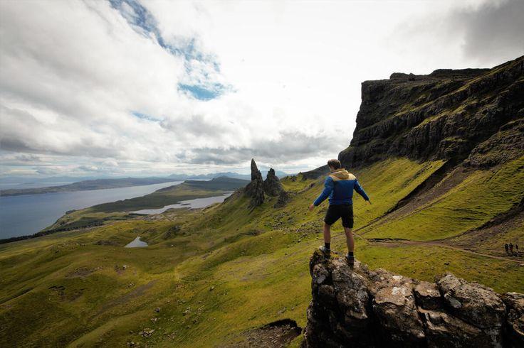 Voyage en Ecosse : direction Isle of Skye  #ECOSSE #SCOTLAND #PONT #ROUTE #storr #oldmanofstorr  http://www.bien-voyager.com/roadtrip-ecosse-isle-of-skye/