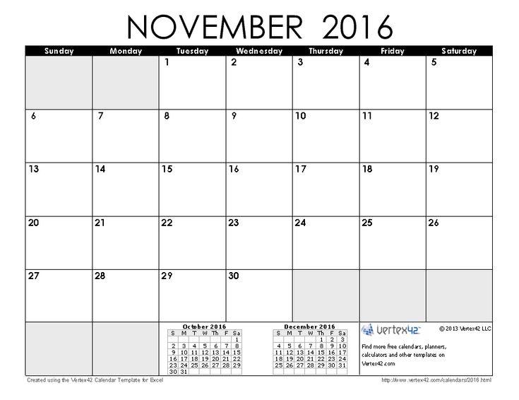 downloadable november 2015 calendar