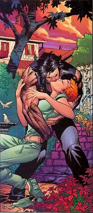 Jean grey and wolverine have sex