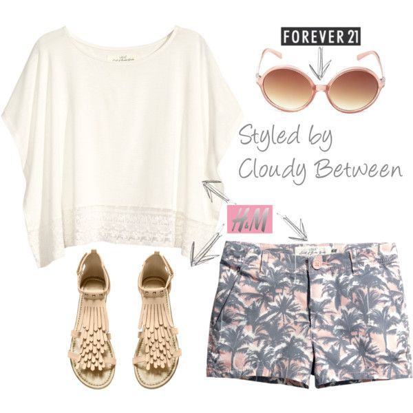 Tween Fashion Peach Breeze