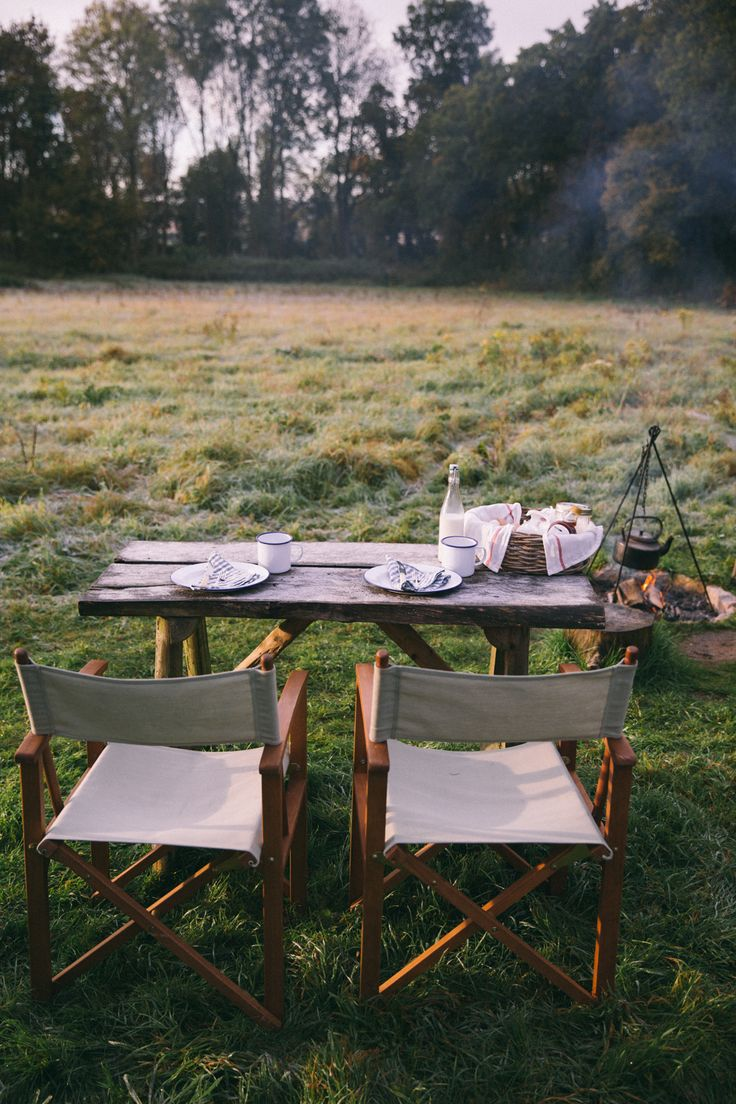 Campfire Breakfasts - The Londoner