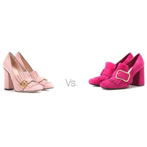 Gucci vs. Prada