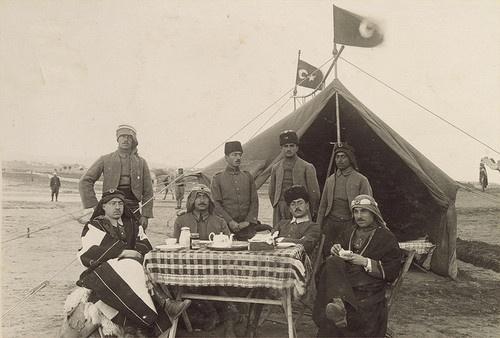Ottoman Camel Corps
