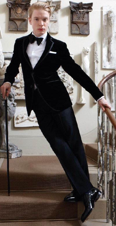Freddie Fox stars in The Riot Club (out 17th September 2014) as James Leighton-Masters.