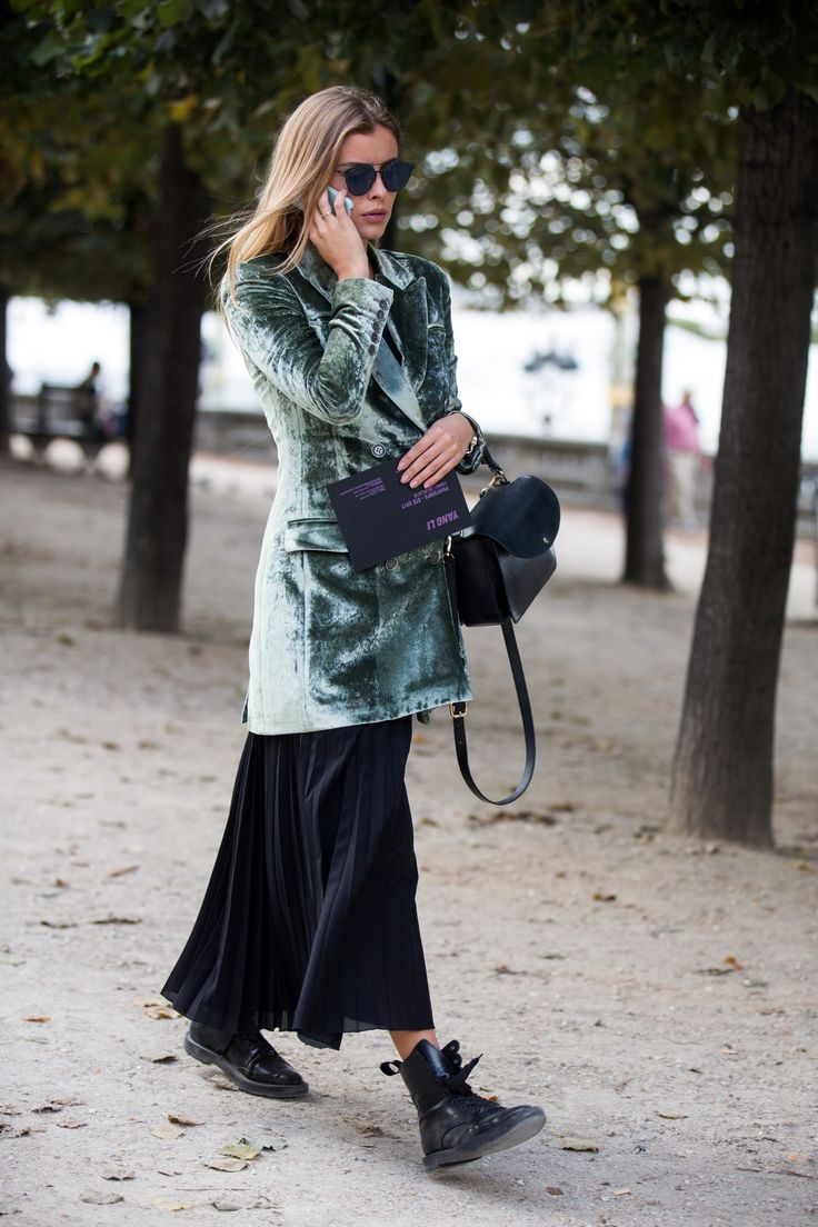 PFW Street Style. Photographed by Melodie Jeng.