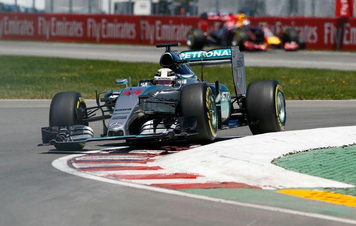 Hamilton closing in on pole records