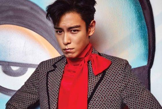 T.O.P de BIGBANG está a un paso más cerca del servicio militar via @soompi