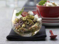 Rezept: Pesto-Nudelsalat