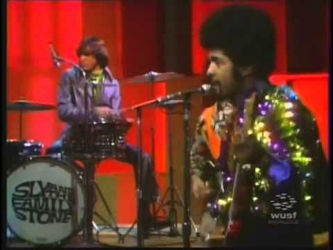 Sly & The Family Stone — Dance to the music   YouTube   .....  LOVED Sly and the Family Stone!