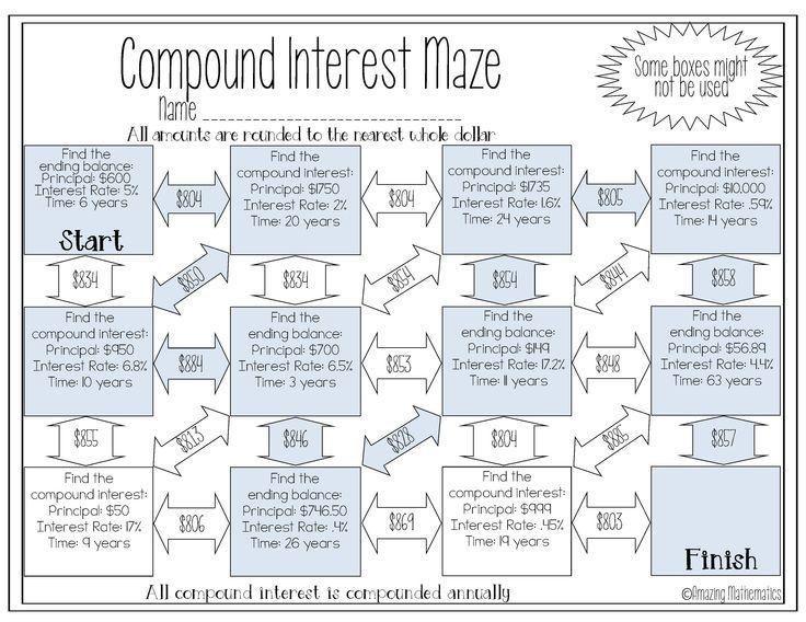 16 Maze Reading Practice Worksheets