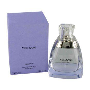Vera Wang Sheer Veil is een damesgeur uit 2005, met roos en lavendel in de top, viool in het hart en stephanotis, gardenia en witte lelie in de basis