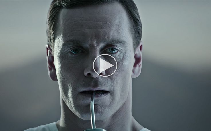Den nye kreative trailer for Alien: Covenant er et TV-spot for Androiden Walter