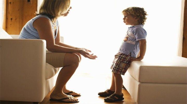 5 způsobů, jak NE dětem říci jinak