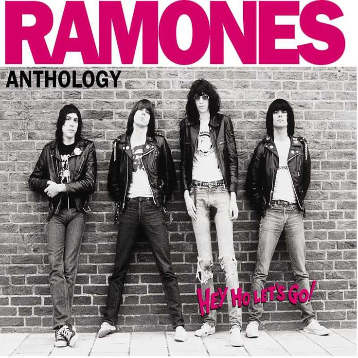 Saturday morning listening: Anthology - Hey Ho Let's Go [2 CD]
