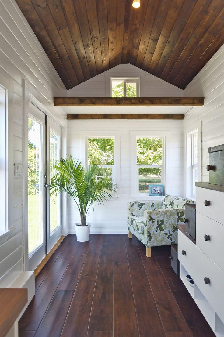 TinyHome | Pine Interior