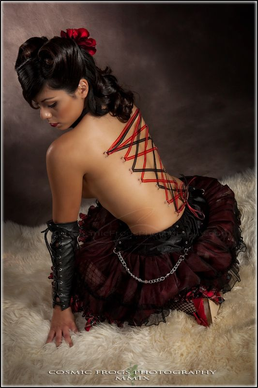 Corset by `cosfrog on deviantART