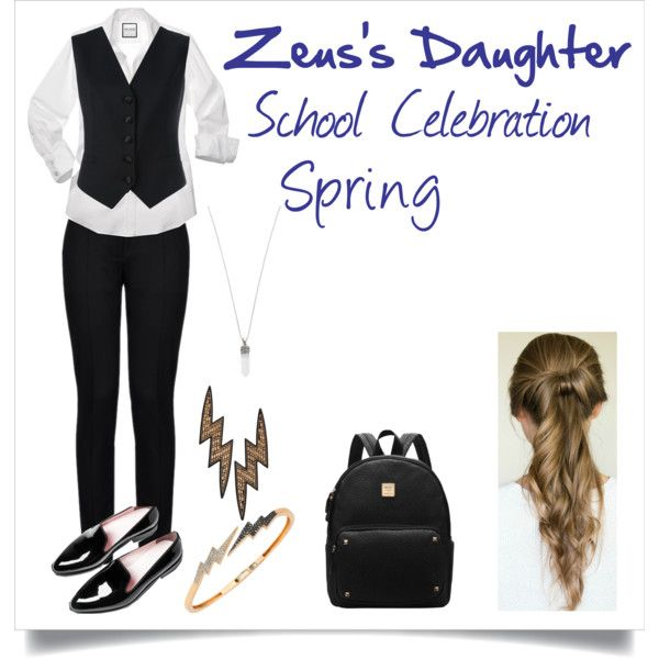 Zeus's Daughter Spring #8 by h-zita on Polyvore featuring Dolce&Gabbana, STELLA McCARTNEY, Everlane, Marc Jacobs and Bee Goddess