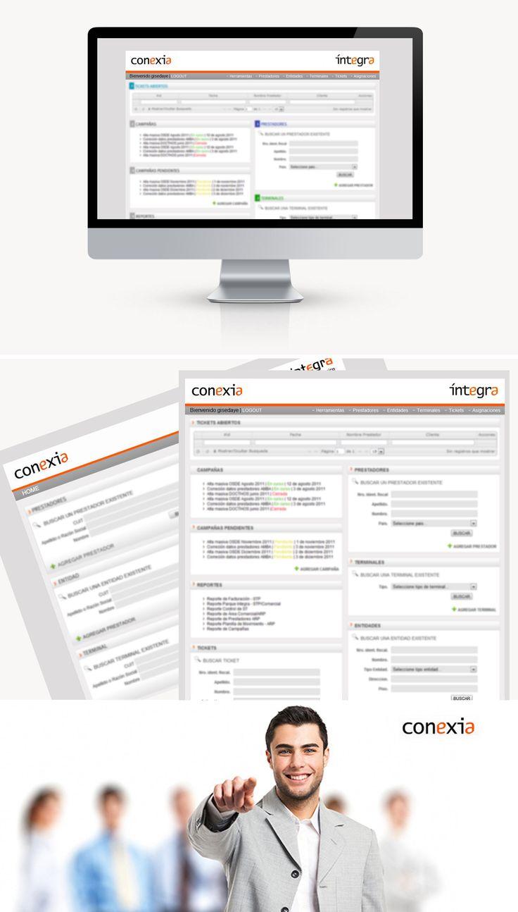 En DOMO diseñamos y desarrollamos un sistema de gestión y seguimiento de tickets de mesa de entrada.