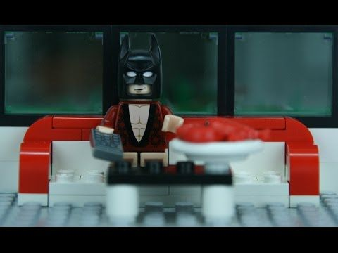 Lego Film #18: Batman has trouble on his day off - YouTube