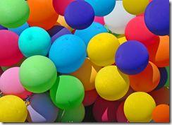Family Reunion Balloon Games