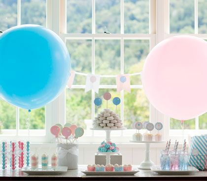 How to Plan a Pink or Blue? Baby Shower