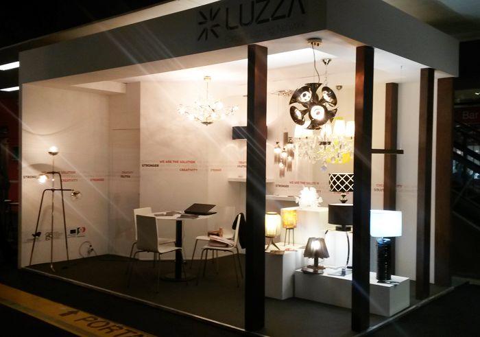 LUZZA stand