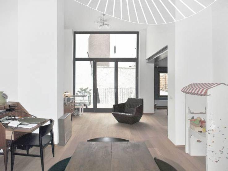 Minimalistische-einrichtungsideen-weises-esszimmer-69. ozzio stuhl ...