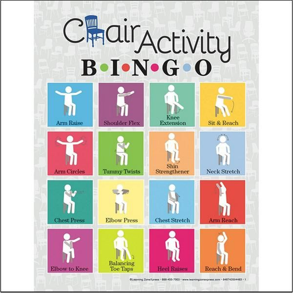 Lovely Picture Of Chair Activity Bingo. Elderly ActivitiesSenior ... Photo Gallery