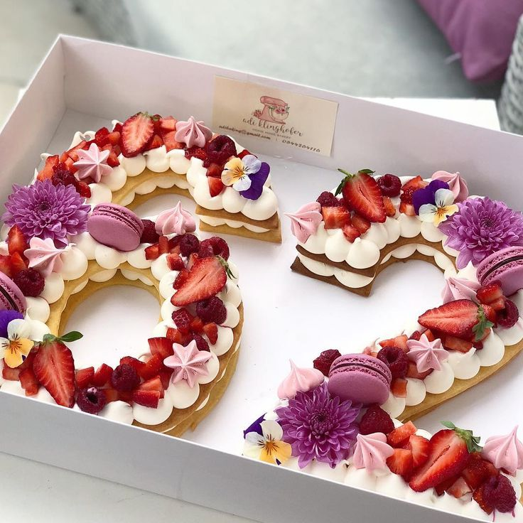 The Most Gorgeous Birthday Cakes – Fubiz Media