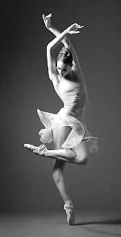 I love this photo it shows the strength and grace if this dancer so well