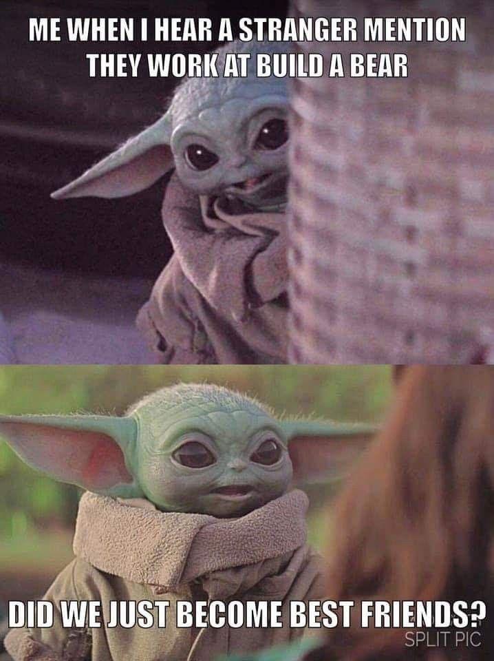 Pin By Dee Dee Boswell On Hilarious Hilarious Yoda Meme Yoda Funny Yoda Images