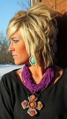 Same Spirit Sugar Shack Necklace available through Sass N' Stones on Facebook. $60.00