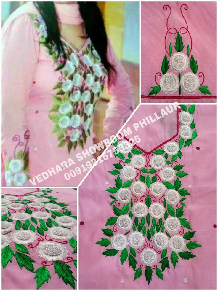 Beautifull resham hand embroidery suit.order now.