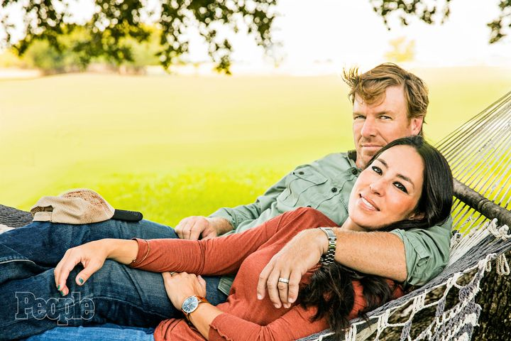 """Fixer Upper"" stars Chip and Joanna Gaines have launched a new wallpaper line as God continues to bless their rapidly expanding empire."