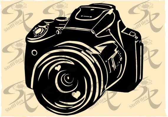 Download Vector CAMERA LOVE,download files,digital, graphical,SVG ...