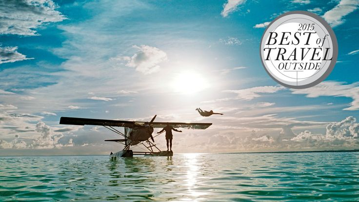 The Best Trips Of Trips Outside Magazine And Canada - Outside magazines travel awards 2015