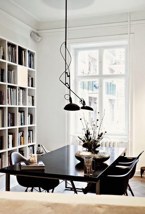 A FASHION DESIGNER'S STYLISH HOME IN COPENHAGEN | THE STYLE FILES