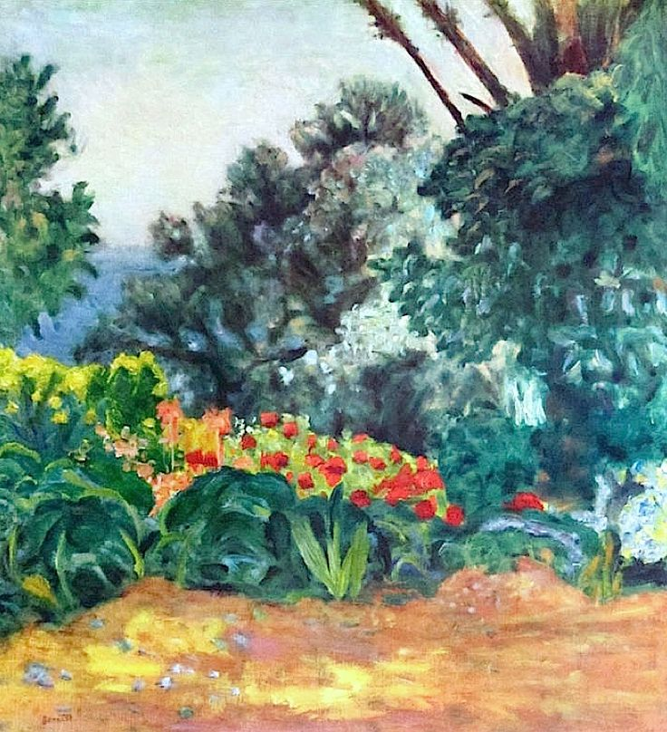 Cactus, by Pierre Bonnard (French, 1867–1947)