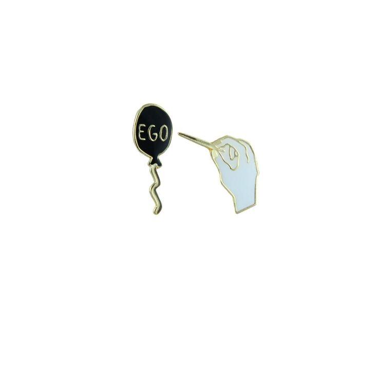 Ego - Pin by Free Radicals